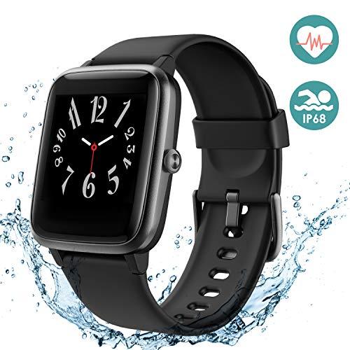 Arbily Fitness Tracker, Smartwatch con Touchscreen Completo per Donna Uomo Bambini Orologio Fitness...