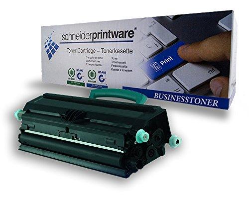 BUSINESS Toner für 0E250A21E / 0E352H11E Lexmark E250d E350d E250dn E350dn E352dn E450 E450dn IBM Infoprint 1622 Dell 1720, Dell 593-10237 / 593-10239, Originalqualität wie beim Original - Optra Farbe