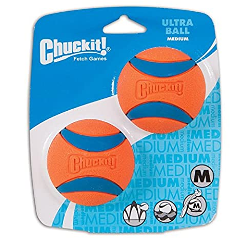 Chuckit Ultra Ball M 2-Pack