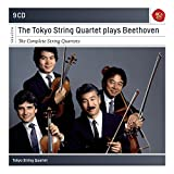 Tokyo String Quartet: The Tokyo String Quartet play Beethoven-Complete String Quartets (Audio CD)