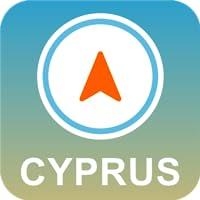 Zypern Offline-GPS