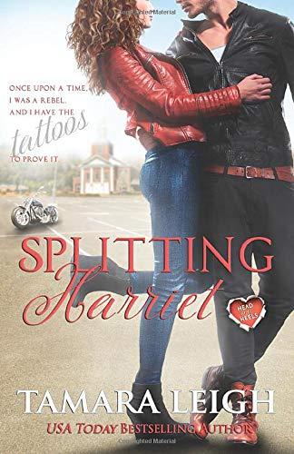 SPLITTING HARRIET: A Head Over Heels Contemporary Romance (Heels Schwarze Teen)