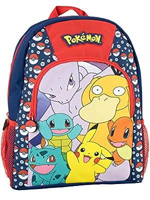 Pokemon Mochila para Niños