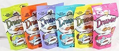 Dreamies Packs of Mixed Dreamies, Pack of 12