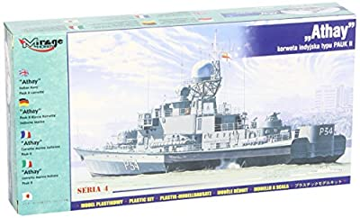 Mirage Hobby 1:400 - 'Athay' Indian Navy Pauk II Corvette - MIR40427