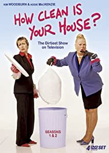 How Clean Is Your House: Seasons 1 & 2 [DVD] [2005] [Region 1] [US Import] [NTSC]
