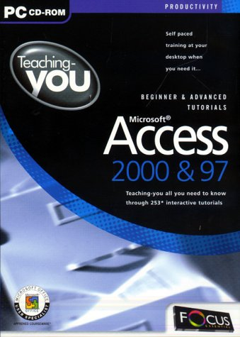 Teaching-you MS Access 2000 / 97 Test