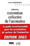 Guide de la convention collective de l'animation