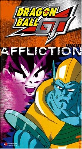 Preisvergleich Produktbild Dragon Ball Gt: Baby - Affliction [VHS] [Import USA]