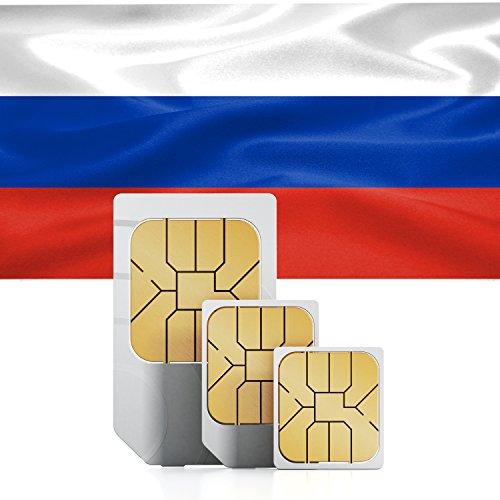 Tarjeta SIM rusa para conectarte a Internet durante tu viaje a Rusia