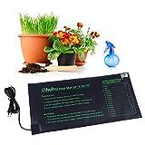 Ohuhu® Sämling Heizmatte für Green Aufzuchtartikel Wärmeplatte Heizmatte Aufzuchtartikel Aufzuchtstation
