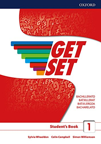 Get Set 1. Student's Book - 9780194743655