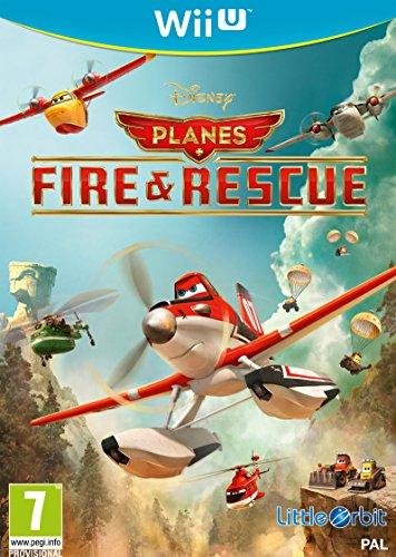 Disney Planes: Fire and Rescue (Nintendo Wii U) [Edizione: Regno Unito]