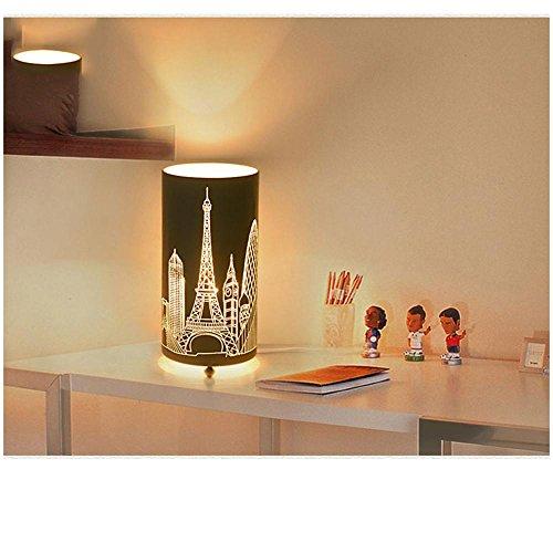 Kesierte Decorative lampada piccola lampada da comodino