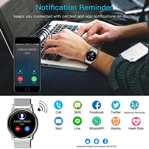 Zoom IMG-3 canmixs smartwatch cm12 orologio fitness
