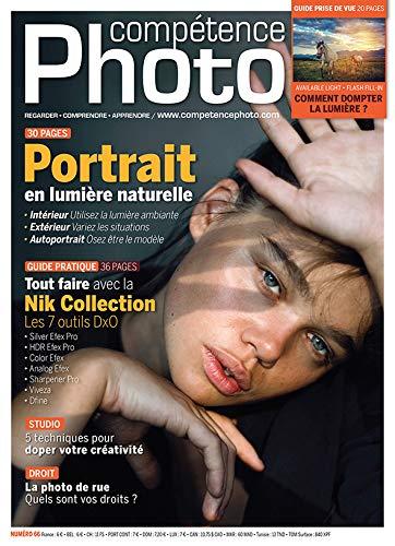 Compétence Photo n°66 - Portrait en lumière naturelle par Collectif