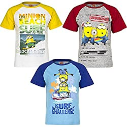 Sun City FR Minion Camiseta...