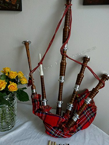Highland Scottish Dudelsack für Anfänger, volle Größe