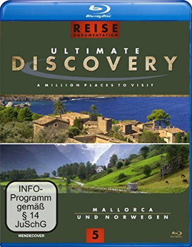 Ultimate Discovery 5 - Mallorca & Norwegen [Blu-ray]