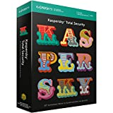 Kaspersky Total Security 2018 Standard | 5 Geräte | 1 Jahr | 20th Anniversary Edition | Windows/Mac/Android | Download -