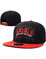 Heder ysgmy Boy Hiphop Outdoor Camping Rebel8Snapbacks Unisexe Adjustable Cotton Casquette de baseball