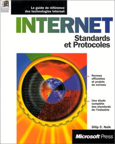 INTERNET. Standards et protocoles