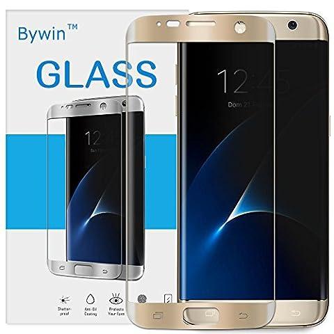 Bywin 3D Incurvé Protection écran en TPU pour Samsung Galaxy