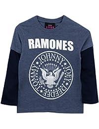 Ramones - Camiseta de mangas largas para niño - Ramones