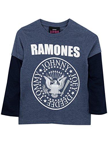 Ramones - Camiseta de mangas largas para niño - Ramones - 5 - 6 Años