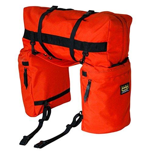 Trailmax Original Satteltaschen, Orange, Einheitsgröße