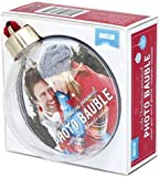 Christmas Tree Bauble - Insert Your Own Photo