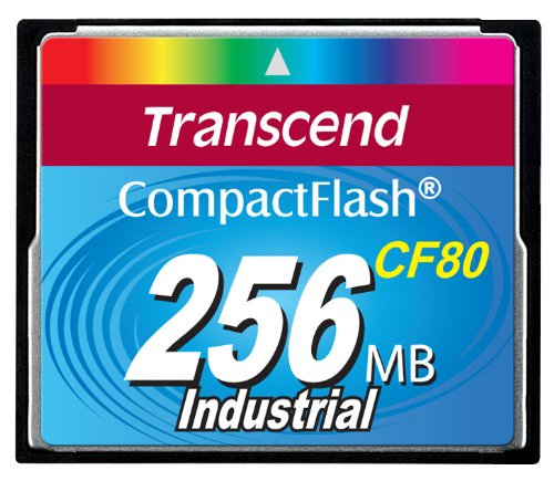 Transcend compact flash 256 mb