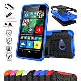 Microsoft Lumia 550 Kick-Ständer Hülle,Mama Mouth [Heavy