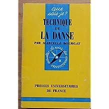 technique de la danse