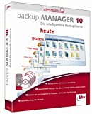 Backupmanager 10