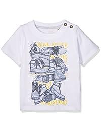 Timberland Baby Boys' Short Sleeves T-Shirt
