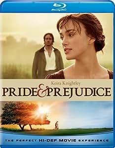 Pride & Prejudice [Blu-ray] [2005] [US Import]