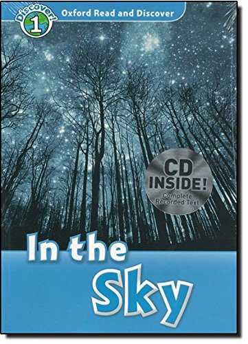 Oxford Read and Discover 1. in the Sky Audio Pack