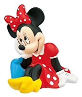 Bullyland 15210 - Salvadanaio - Walt Disney Mickey Club House - Minnie