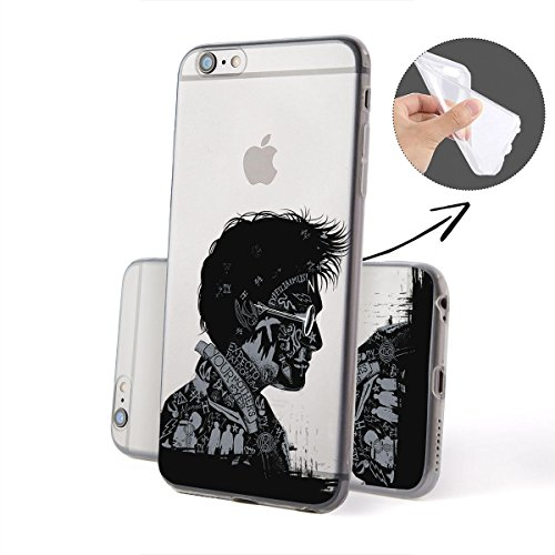 Harry Potter All Serie Silicone Iphone - Case Logo, Iphone 7 Harry Potter Ritratto