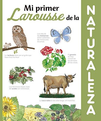 Mi Primer Larousse de la Naturaleza par Larousse Editorial