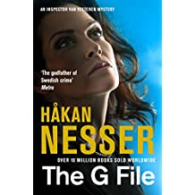 The G File (The Van Veeteren Series Book 10)