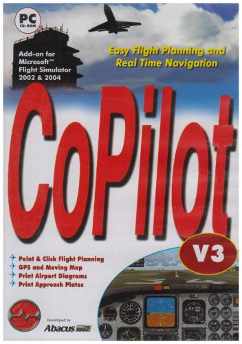 First Class Simulations CoPilot V3 Add-On for FS 2004 [UK Import]