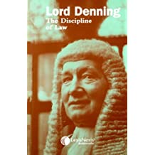 Lord Denning : The Discipline of Law