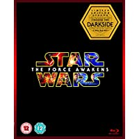 Star Wars: The Force Awakens (Limited Edition Dark Side Artwork Sleeve) Bluray