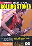 Learn to Play - Rolling Stones [Import anglais]