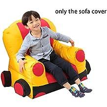 Quwei Sofa Bett Fr Kinder Sessel Sitzsack Auto Cartoon Babys Komfortable Mini Zimmer Oder