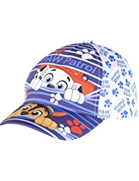 862387273a8a4 Paw Patrol Nickelodeon Official Boys Baseball Hats