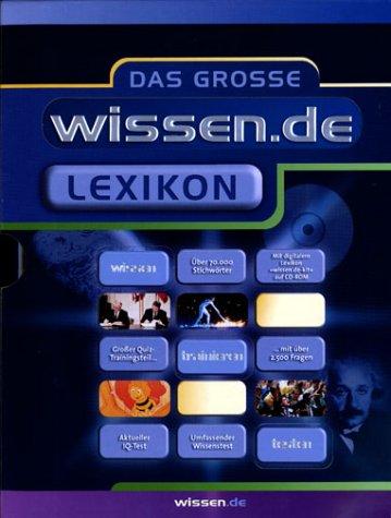 Das große Wissen.de-Lexikon