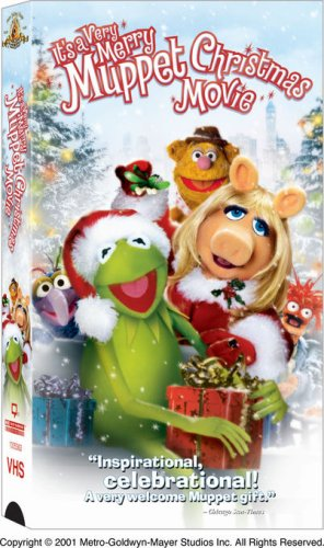 It's a Very Merry Muppet Christmas Movie [VHS] (Soundtrack Muppet Movie)